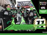 Webike SRC Kawasaki France Trickstar Juara 2 Le Mans 2020