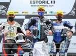 Wójcik Racing Team Curi Start di Estoril