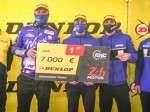 Wojcik Racing Team EWC Dunlop Independent Trophy 24 Heures Motos