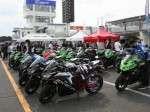 Kawasaki Ninja ZX-25R Owners Meeting Tsukuba