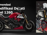 Rekomendasi modifikasi Ducati Diavel 1260 terbaru 2021
