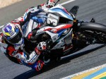BMW Motorrad World Endurance Team Le Mans Test