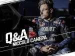 Tanya Jawab Niccolo Canepa YART Yamaha