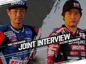 Yuki Takahashi dan Kazuki Watanabe Interview