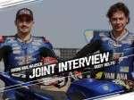 Wawancara Roby Rolfo dan Robin Mulhauser Moto Ain