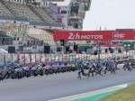 DUel Suzuki Yamaha di 24 Heures Motos