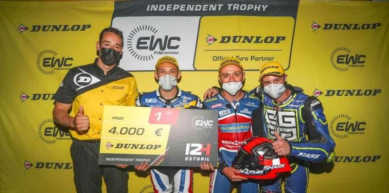 National Motos EWC Dunlop Independent Trophy 12 Hours of Estoril