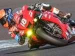 Trio Rider Baru Team 18 Sapeurs-Pompiers CMS Motostore