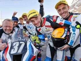 BMW Motorrad World Endurance Kemenangan Pertama