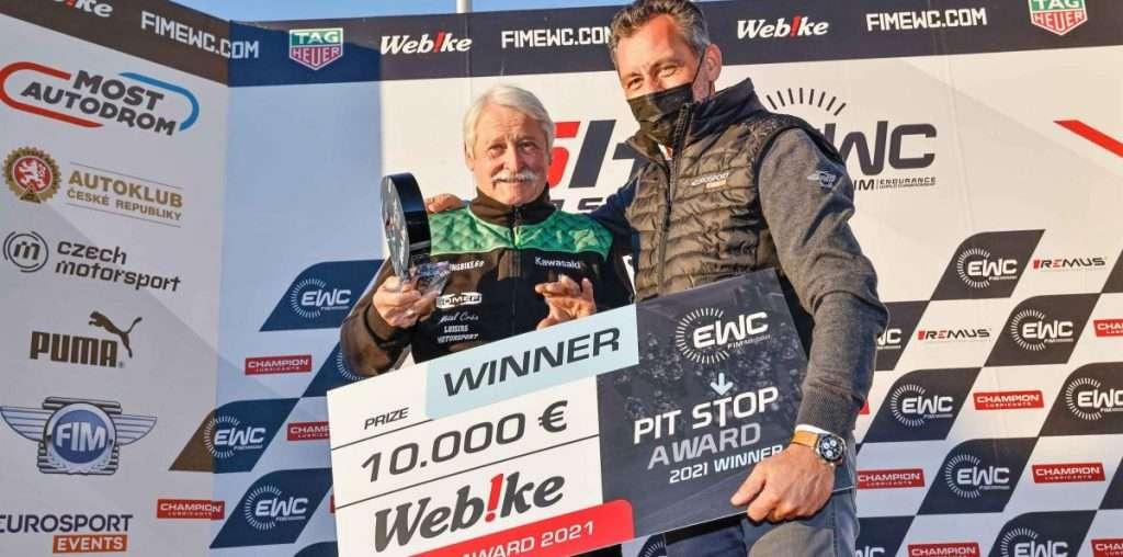 Tati Team Beringer Racing Webike Trophy 2021
